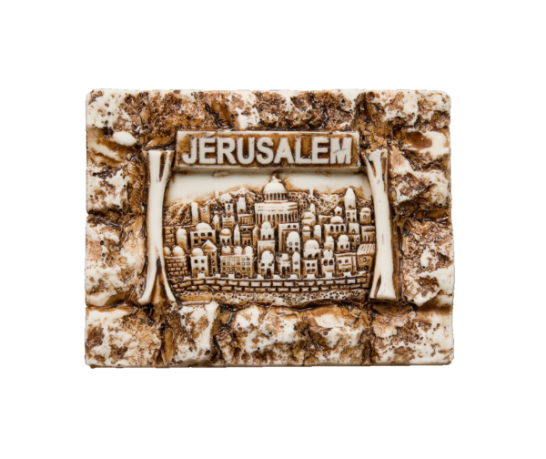 Jerusalem Scroll Magnet-0
