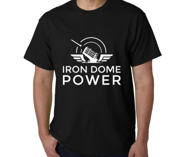 Iron Dome Power T-Shirt